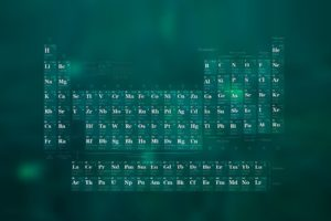 periodic table, Science