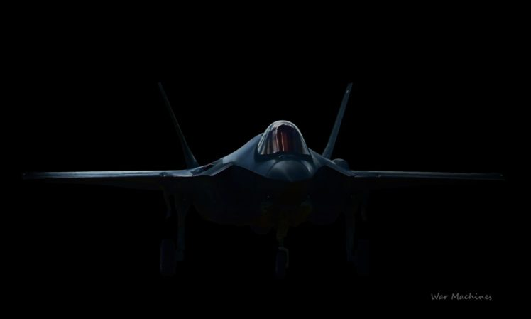 F 35 Lightning Ii Aircraft Hd Wallpapers Desktop And Mobile