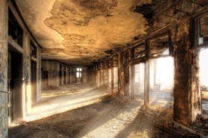 apocalyptic, City, Hallway