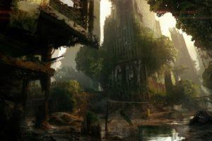apocalyptic, City