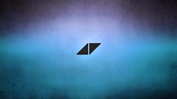 Avicii, Av, Blue, Purple, Tomorrowland HD Wallpaper Desktop Background