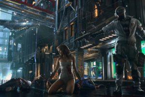 futuristic, City, Cyberpunk 2077