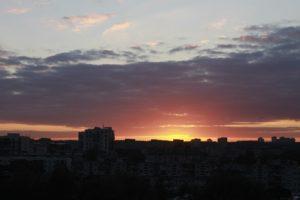 morning, Cityscape, City