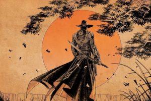 samurai, Cowboys
