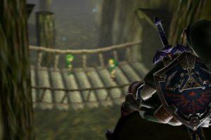 The Legend of Zelda, Zelda, Link, Triforce