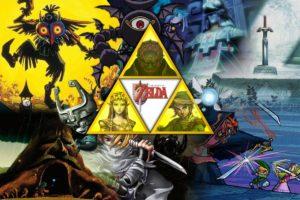 The Legend of Zelda, Zelda, Link