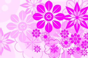 simple background, Pink