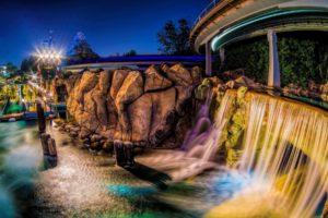 Tomorrowland, Waterfall
