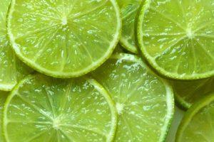 closeup, Limes