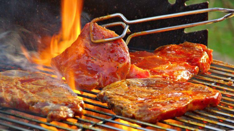 food, Barbecue HD Wallpaper Desktop Background