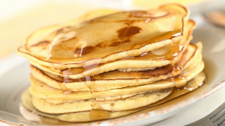 food, Pancakes, Breakfast HD Wallpaper Desktop Background