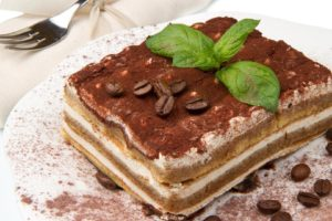 food, Desserts, Cutlery, Cakes, Tiramisu