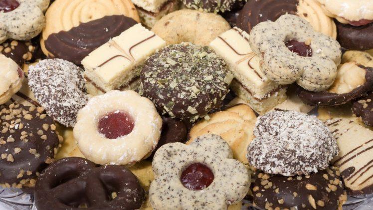 food, Desserts, Cookies HD Wallpaper Desktop Background