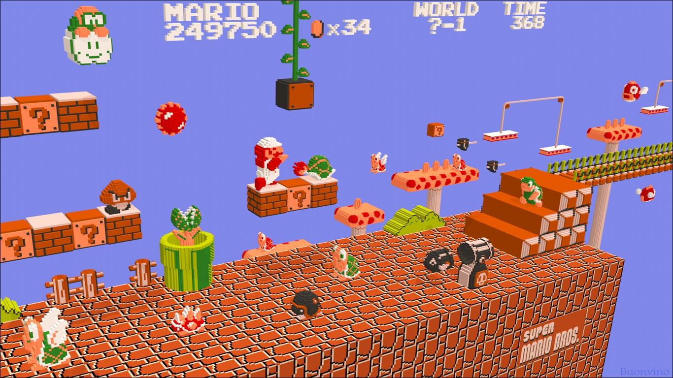 Super Mario, Mario Bros., Super Mario