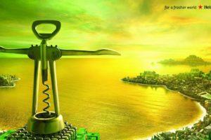 Heineken, Rio de Janeiro, Beer, City, Christ the Redeemer