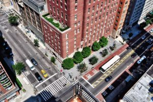 cityscape, Building, Road, Balconies, Intersections, Top view, Apartments