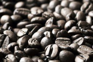 depth of field, Macro, Coffee beans