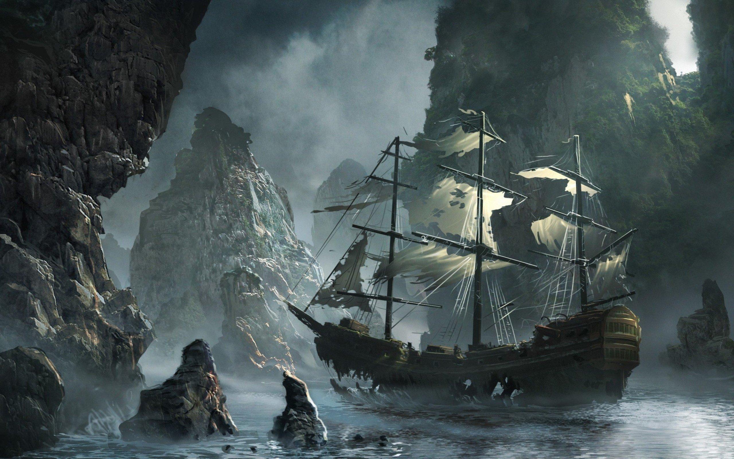 old ship, Sailing ship HD Wallpapers
