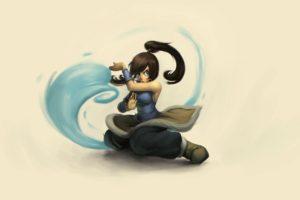 The Legend of Korra, Korra