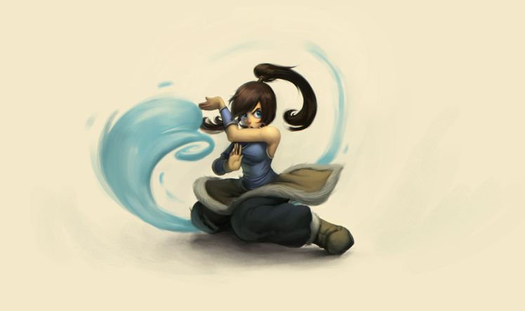 The Legend of Korra, Korra HD Wallpaper Desktop Background