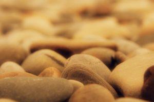 depth of field, Stones