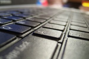 depth of field, Keyboards
