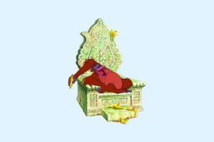 Disney, The Jungle Book, Minimalism, King Louie