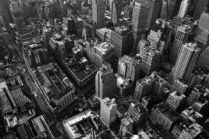 cityscape, Monochrome, Building