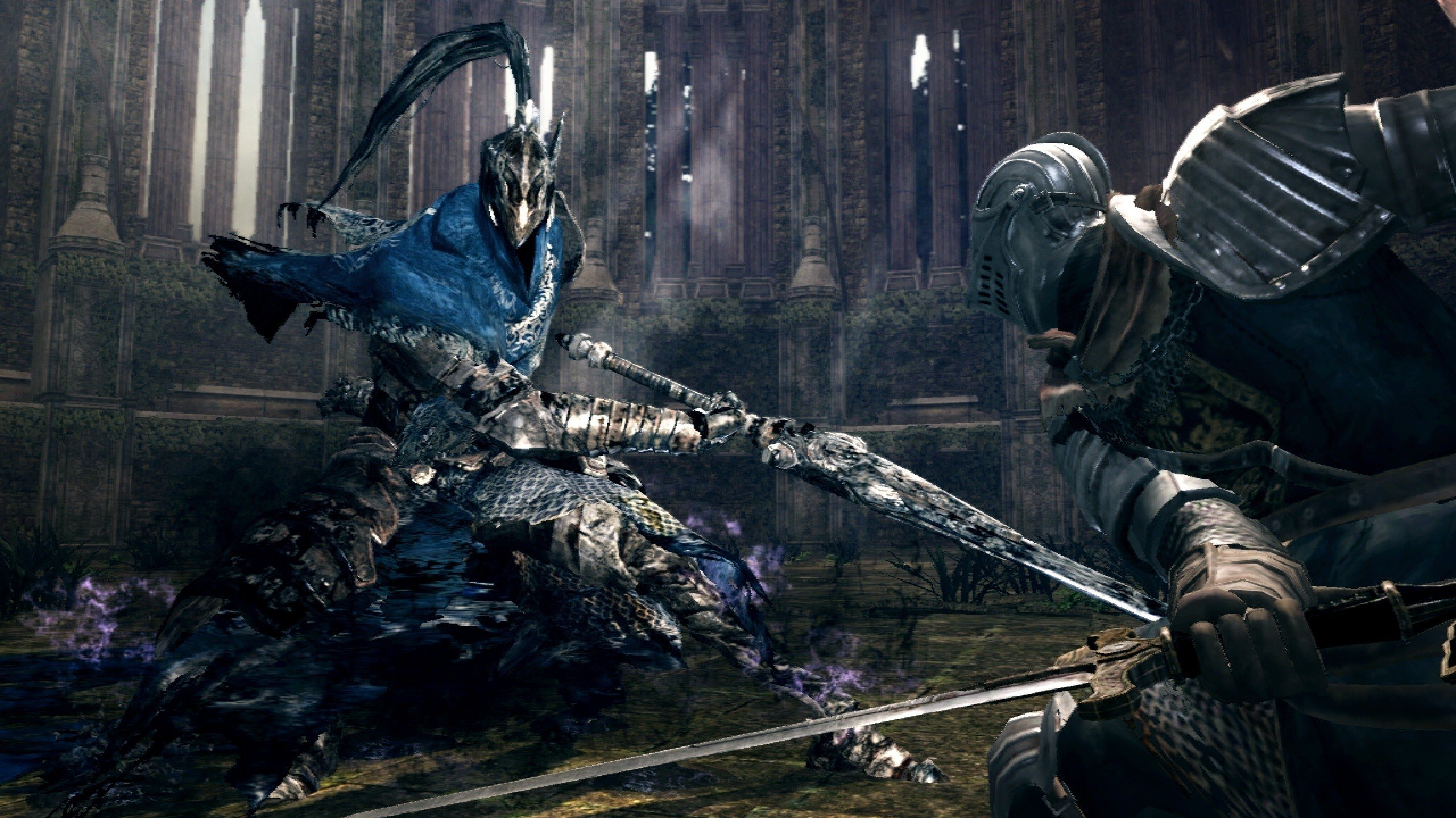 Dark Souls Artorias Abyss Hd Wallpapers Desktop And Mobile