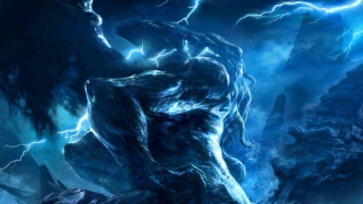Cthulhu, H. P. Lovecraft HD Wallpaper Desktop Background
