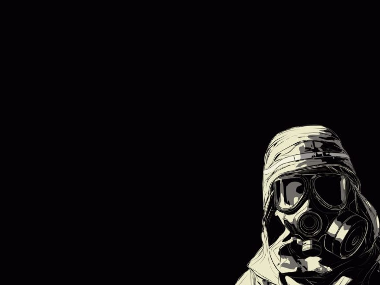 Dark Gas Masks Hd Wallpapers Desktop And Mobile Images