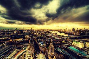 city, Cityscape, London, England