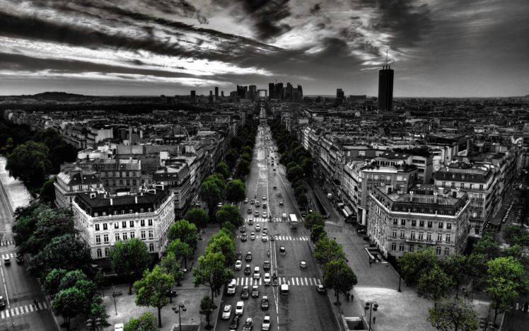 Paris, France, City HD Wallpaper Desktop Background