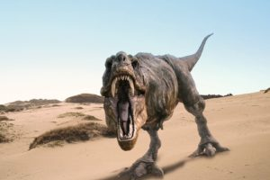 dinosaurs, Tyrannosaurus rex