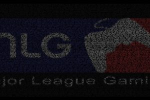 Major League Gaming, Blue, Red, White