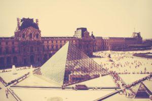 museum, Paris, Filter
