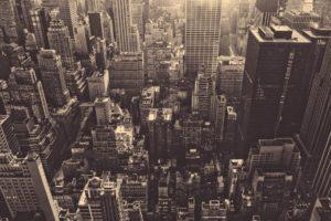 city, Cityscape, New York City