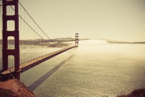 bridge, San Francisco, Golden Gate Bridge