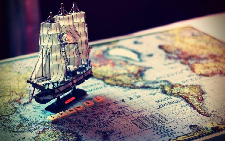 sailing ship HD Wallpapers / Desktop