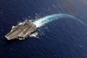 aircraft carrier, Military, Ship