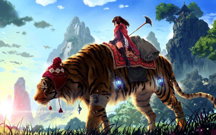 tiger HD Wallpaper Desktop Background
