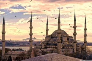 Ottoman Empire, Janissaries, Mosques