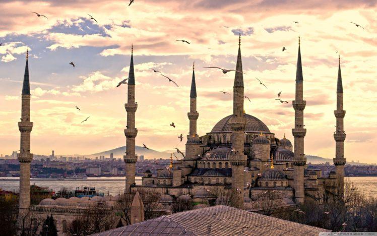 Ottoman Empire Janissaries Mosques Hd Wallpapers Desktop