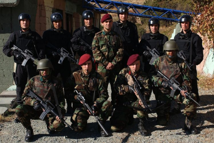 Turkish Special Forces Rescue Team Maroon Berets Hd Wallpapers