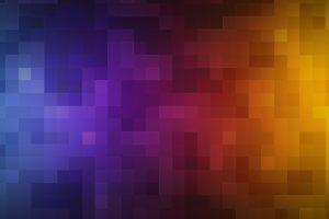 colorful, Square