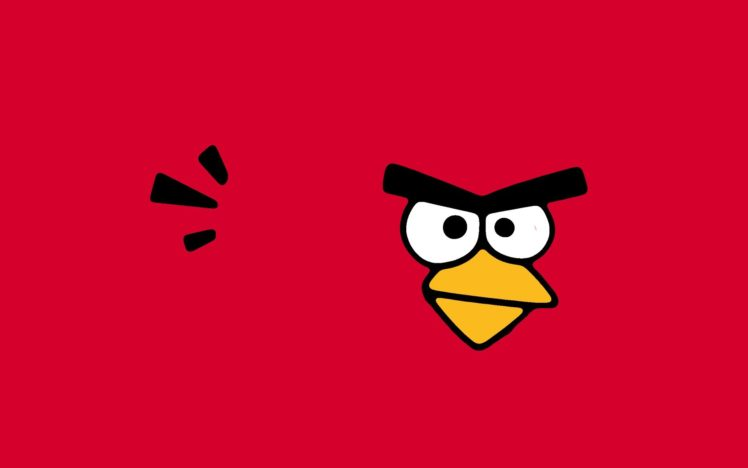 Angry Birds Minimalism Hd Wallpapers Desktop And Mobile Images Photos