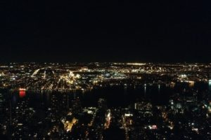 New York City, Night