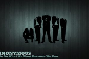 Anonymous, Legion, Revolution