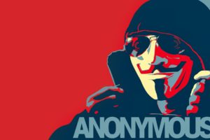 Anonymous, Legion, Revolution, Hope posters
