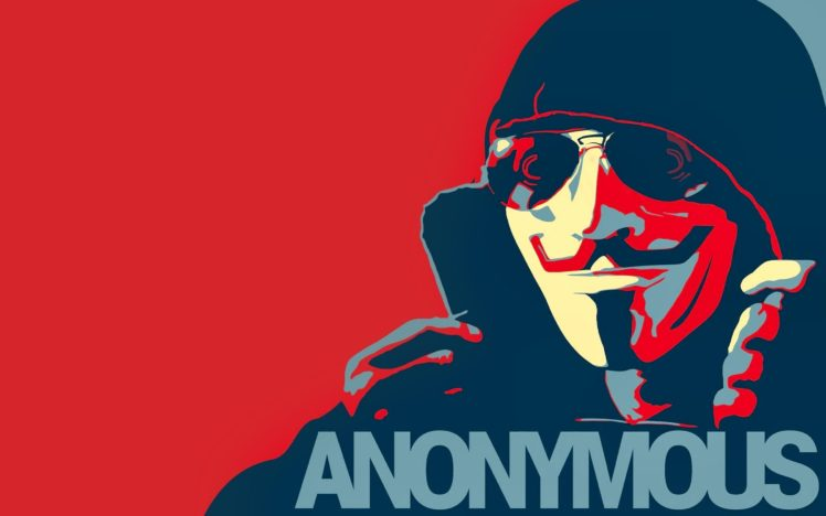 Anonymous, Legion, Revolution, Hope posters HD Wallpaper Desktop Background